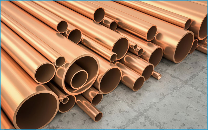 COPPER TUBE AND PIPE