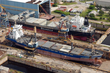SHIPBUILDING AND SHIP REPAIR